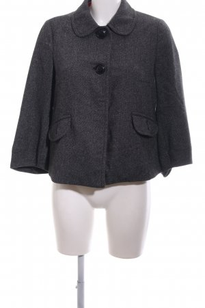 Stile Benetton Chaqueta de lana gris claro estilo «business»