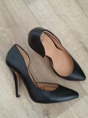 Stiletto Pumps Schwarz Gr. 36