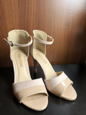 Buffalo High Heel Sandal nude