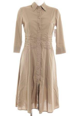 Stills Blusenkleid graubraun Casual-Look
