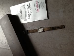 Stilvolle Armbanduhr von GUCCI