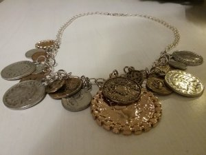 Silver Chain silver-colored real silver
