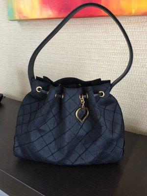 Stilvolle HEYRAUD Handtasche in Schwarz
