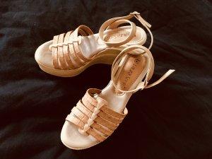 Stilvolle Sandalen in Gr. 37