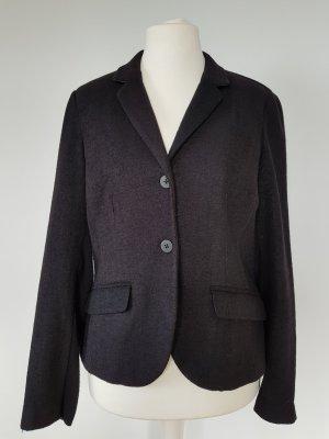 s.Oliver Blazer de lana negro