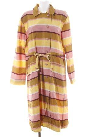 Stine Goya Mantelkleid Streifenmuster Street-Fashion-Look