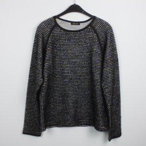 STINE GOYA Pullover Gr. M schwarz mehrfarbig (18/10/089/R/K/E)