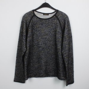 STINE GOYA Pullover Gr. M schwarz weiß mehrfarbig (18/10/089/R)
