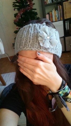Stirnband / Haarband mit Blume