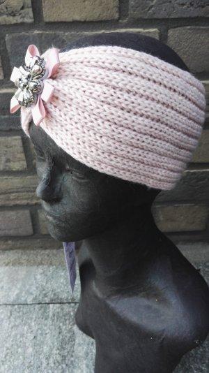 Stirnband in altrose