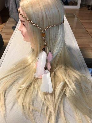 Bandeau cheveux multicolore