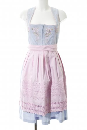 Stockerpoint Dirndl blau-pink Casual-Look