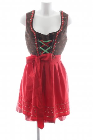 Stockerpoint Dirndl florales Muster Casual-Look