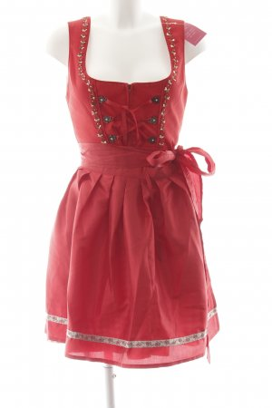 Stockerpoint Dirndl florales Muster Country-Look