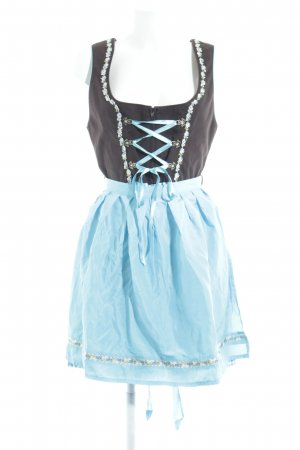 Stockerpoint Dirndl Karomuster Casual-Look