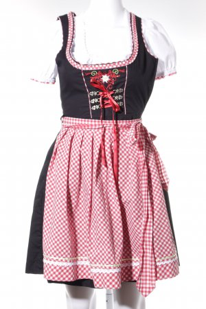 Stockerpoint Dirndl Karomuster Country-Look