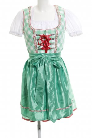 Stockerpoint Dirndl Karomuster Party-Look