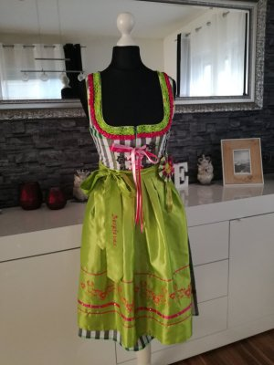 Stockerpoint Dirndl Lektrik Greeny