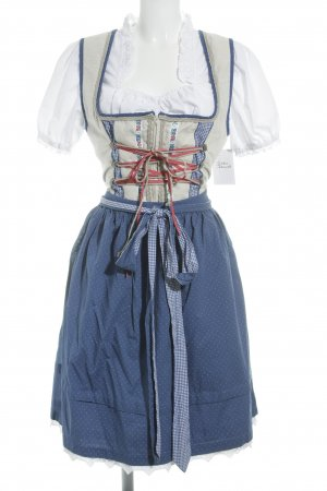 Stockerpoint Dirndl multicolore stile country