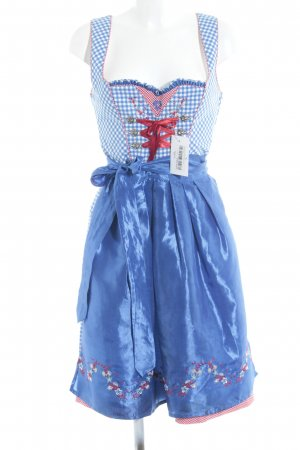Stockerpoint Dirndl Vichy check pattern country style