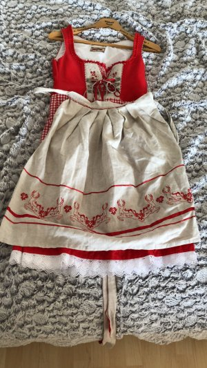 Stockerpoint Rotes Dirndl