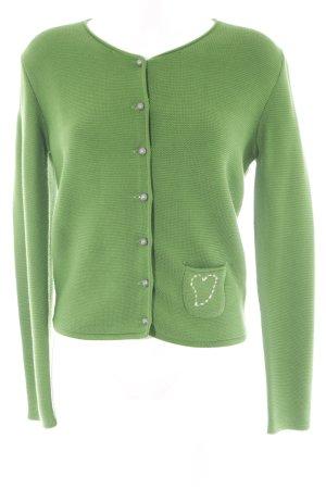 Stockerpoint Trachtenjacke grün klassischer Stil