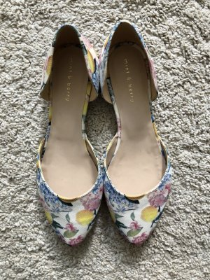 Mint&berry Slingback Ballerinas multicolored synthetic