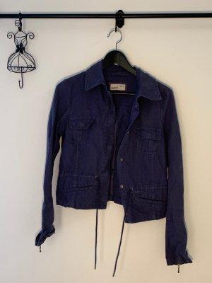 Stoff Blazer Jacke Esprit