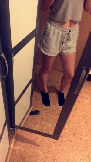 Stoff Hot pants