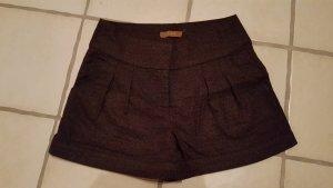 Stoff Hotpants von Sunkfunk