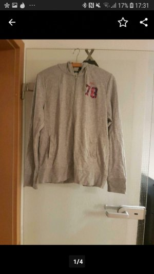 Stoff Jacke Farbe Grau Von NKD GR,L/42