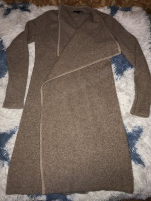 Comma Veste polaire gris-argenté tissu mixte