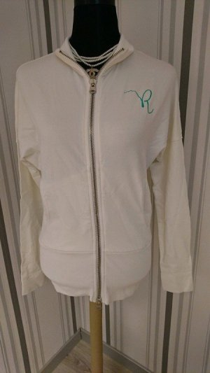 Shirt Jacket cream mixture fibre