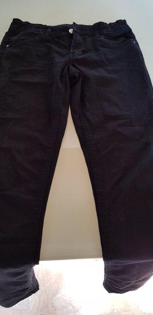 Stretch jeans zwart