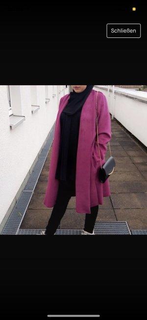 Stoff Mantel Zara
