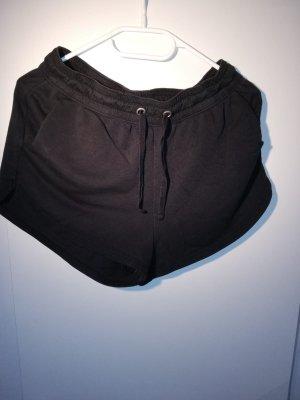 H&M Sport Shorts black