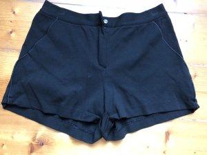 Stoff Shorts mit Seitentasxhen