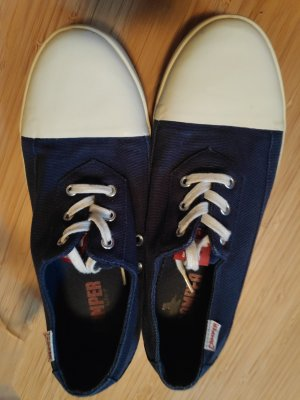 Camper Sneaker stringata blu