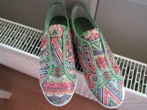 Stoff Sneaker Gr. 42 von Tamaris Trend