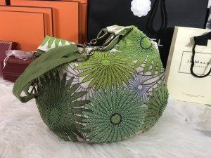 100% Fashion Shoulder Bag multicolored cotton