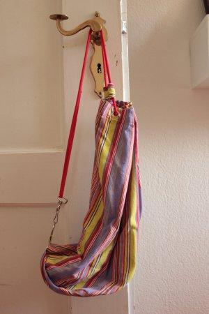 Oilily Borsa di tela multicolore
