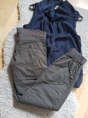 Tally Weijl Pantalon chinos gris