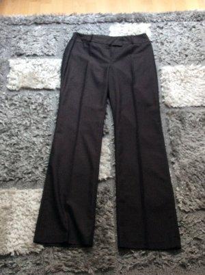 Dress In Pantalone a pieghe marrone-marrone-nero