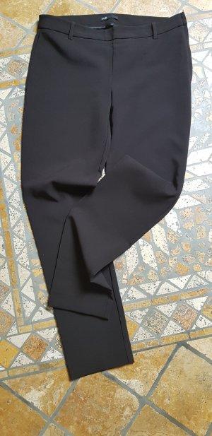 Pantalone jersey nero
