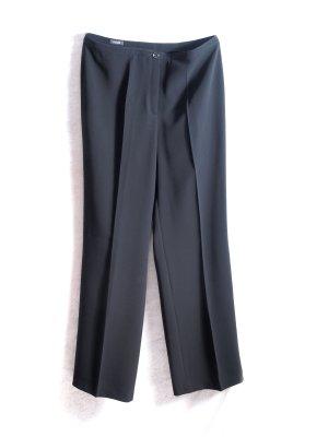 Basler Pantalone a pieghe nero Poliestere