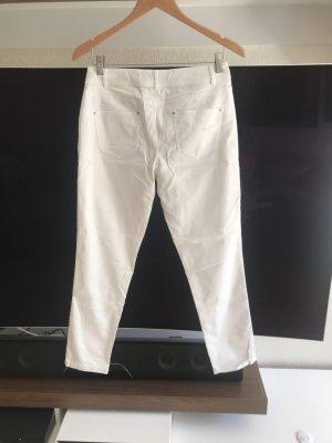 Hallhuber basic Jersey Pants white