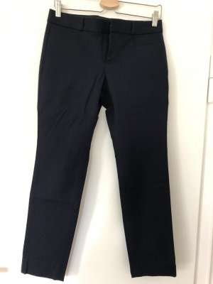Banana Republic Pleated Trousers dark blue