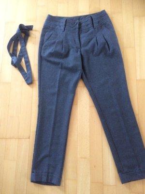 Street One Pantalon à pinces multicolore