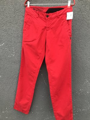 Arqueonautas Trousers red