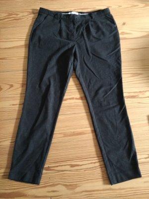 Second Female Pantalone grigio scuro-antracite